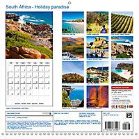 South Africa - Holiday paradise (Wall Calendar 2019 300 × 300 mm Square) - Produktdetailbild 13