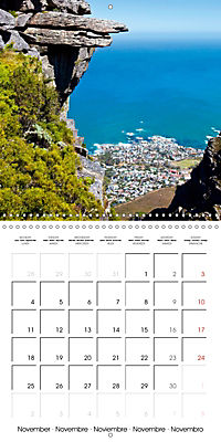South Africa - Holiday paradise (Wall Calendar 2019 300 × 300 mm Square) - Produktdetailbild 11