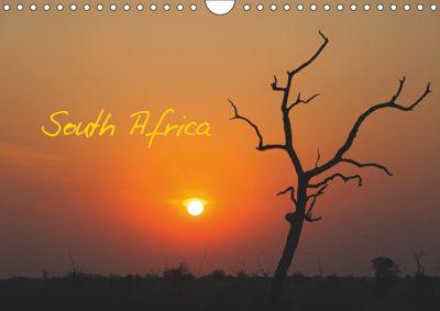 South Africa / UK-Version (Wall Calendar 2019 DIN A4 Landscape), Frauke Scholz