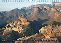 South Africa / UK-Version (Wall Calendar 2019 DIN A4 Landscape) - Produktdetailbild 1