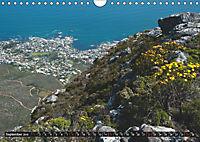 South Africa / UK-Version (Wall Calendar 2019 DIN A4 Landscape) - Produktdetailbild 9