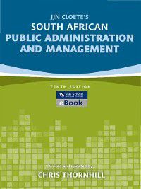 South African Public Administration and Management, Chris Thornhill, J. J. N. Cloete