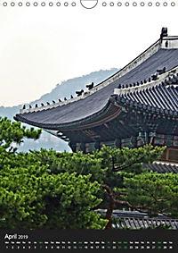 South Korea Land of the Morning Calm (Wall Calendar 2019 DIN A4 Portrait) - Produktdetailbild 4