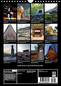 South Korea Land of the Morning Calm (Wall Calendar 2019 DIN A4 Portrait) - Produktdetailbild 13