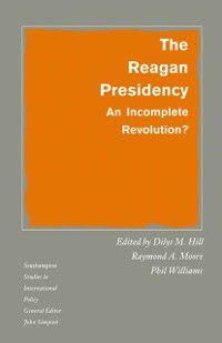 Southampton Studies in International Policy: Reagan Presidency