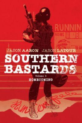 SOUTHERN BASTARDS: SOUTHERN BASTARDS VOL. 3: Homecoming, Jason Aaron
