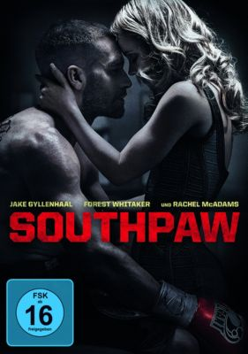 Southpaw, Jake Gyllenhaal, Rachel McAdams, Foret Whitaker