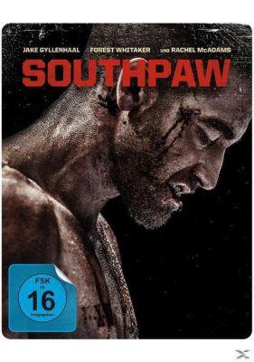 Southpaw Steelcase Edition, Jake Gyllenhaal, Rachel McAdams, Foret Whitaker