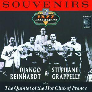 Souvenirs, Django & Grappelli,Stephane Reinhardt