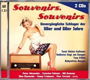 Souvenirs Souvenirs (50er & 60er Jahre), Various