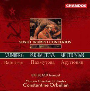Sowjetische Trompetenkonzerte, Black, Orbelian, Moskau Ko