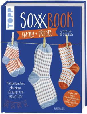 SoxxBook family + friends by Stine & Stitch, Kerstin Balke