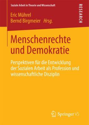 Soziale Arbeit in Theorie und Wissenschaft: Menschenrechte und Demokratie