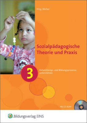 Sozialpädagogische Theorie und Praxis: Bd.2 Entwicklungs- und Bildungsprozesse unterstützen (Lernfeld 3), m. CD-ROM