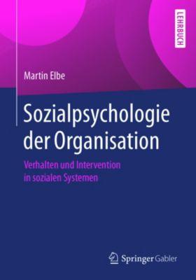 Sozialpsychologie der Organisation, Martin Elbe