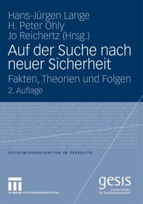 Sozialwissenschaften im Überblick: Auf der Suche nach neuer Sicherheit