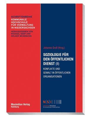 Soziologie für den öffentlichen Dienst (II) -  pdf epub
