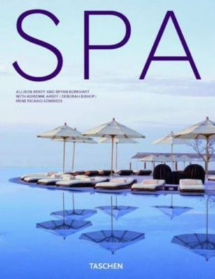 Spa Book, Alison Arieff, Bryan Burkhart