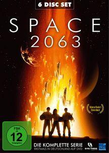 Space 2063 - Die komplette Serie (ohne Pilotfilm)