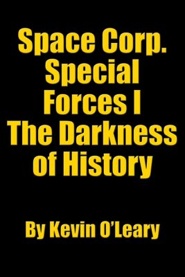 Space Corp. Special Forces I, Kevin O'Leary