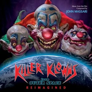 Space Invaders/Killer Klowns From Outer Space, John Massari