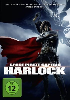 Space Pirate Captain Harlock, Leiji Matsumoto