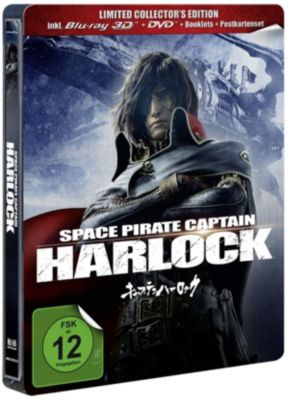 Space Pirate Captain Harlock - 3D-Version, Diverse Interpreten