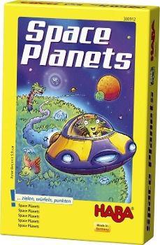 Space Planets (Kinderspiel), Benjamin Schwer