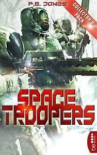 Space Troopers Buch Von P E Jones Bei Bestellen