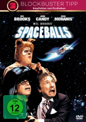 Spaceballs, Diverse Interpreten