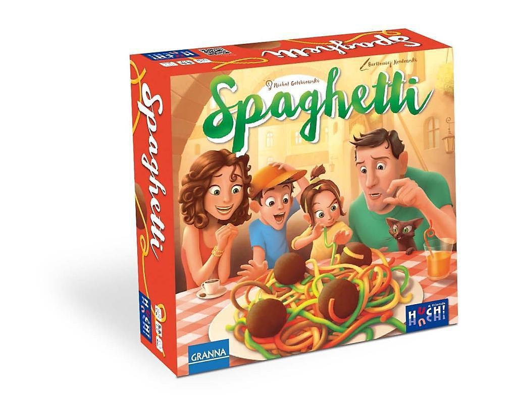 Spaghetti Spiel