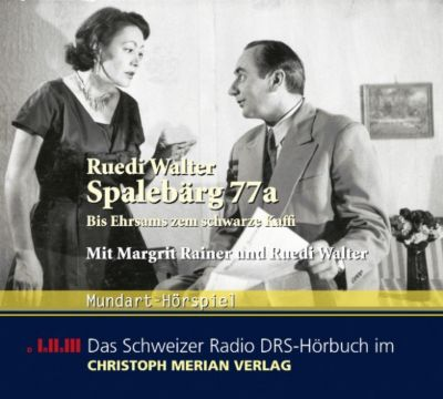 Spalebärg 77a, Ruedi Walter