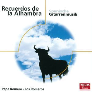 Spanische Gitarrenmusik, Pepe Romero, Los Romeros
