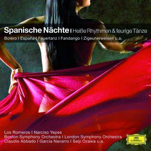 Spanische Nächte - Heiße Rhythmen & feurige Tänze, Diverse Interpreten