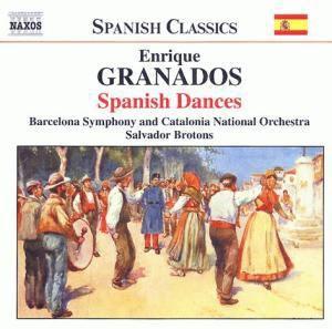 Spanische Tänze, Salvador Brotons, Barcelona So