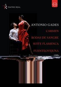 Spanischer Tanz Aus Dem Teatro Real, Antonio Gades