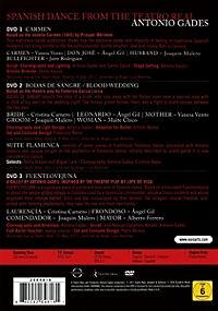 Spanischer Tanz Aus Dem Teatro Real - Produktdetailbild 1