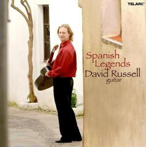 Spanish Legends, David Russell