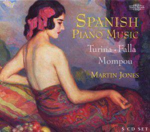 Spanish Piano Music Vol.2, Martin Jones