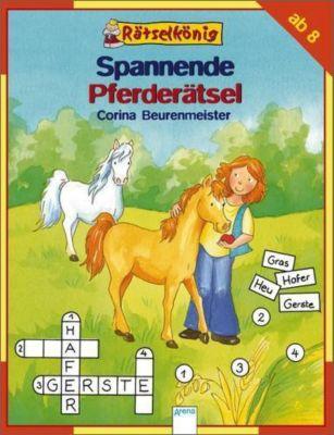 Spannende Pferderätsel, Corina Beurenmeister
