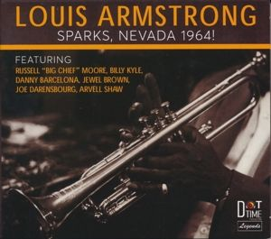 Sparks,Nevada 1964, Louis Armstrong