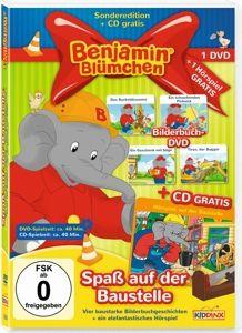 Spaß Auf Der Baustelle, Benjamin Blümchen