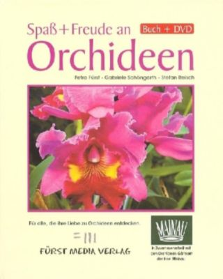 spa freude an orchideen buch dvd buch portofrei. Black Bedroom Furniture Sets. Home Design Ideas