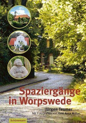 Spaziergänge in Worpswede, Jürgen Teumer