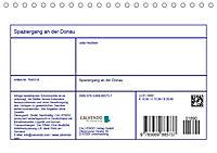Spaziergang an der Donau (Tischkalender 2019 DIN A5 quer) - Produktdetailbild 13