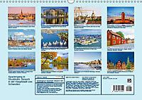 Spaziergang in Stockholm: Besuch in der Hauptstadt von Schweden (Wandkalender 2019 DIN A3 quer) - Produktdetailbild 10