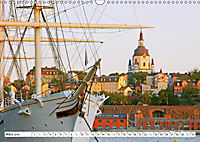 Spaziergang in Stockholm: Besuch in der Hauptstadt von Schweden (Wandkalender 2019 DIN A3 quer) - Produktdetailbild 13
