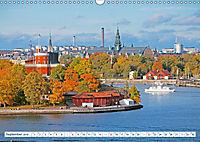 Spaziergang in Stockholm: Besuch in der Hauptstadt von Schweden (Wandkalender 2019 DIN A3 quer) - Produktdetailbild 9