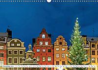 Spaziergang in Stockholm: Besuch in der Hauptstadt von Schweden (Wandkalender 2019 DIN A3 quer) - Produktdetailbild 12