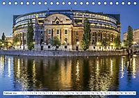 Spaziergang in Stockholm: Besuch in der Hauptstadt von Schweden (Tischkalender 2019 DIN A5 quer) - Produktdetailbild 2